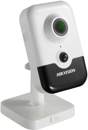 HIKVISION 4 MP CUBE CAMERA POE + WIFI